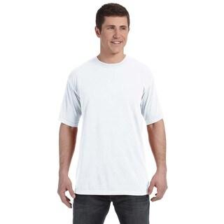 Comfort Colors Men's Ringspun Garment-dyed Undershirts (Pack of 6)