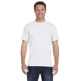 Hanes Men's Comfortsoft Cotton Undershirts (Pack of 6)