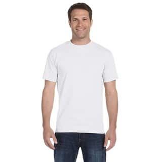 Hanes Men's Comfortsoft Cotton Undershirts (Pack of 6)|https://ak1.ostkcdn.com/images/products/9061033/Hanes-Mens-Comfortsoft-Cotton-Undershirts-Pack-of-6-P16255469.jpg?impolicy=medium