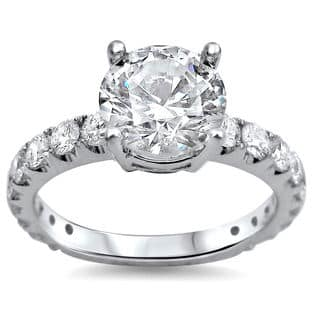 Noori 18k White Gold 2ct TDW Round Clarity-enhanced Diamond Engagement Ring|https://ak1.ostkcdn.com/images/products/9061224/18k-White-Gold-2ct-TDW-Round-Clarity-enhanced-Diamond-Engagement-Ring-G-H-SI1-SI2-P16255604.jpg?impolicy=medium