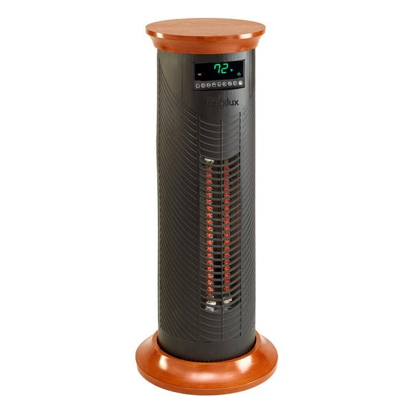 Lifesmart Lux Ls31 Ciqt Mw Infrared Electric Tower Heater