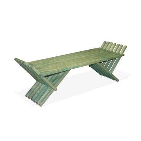 French Bench X90, Solid Wood, Eco-Friendly