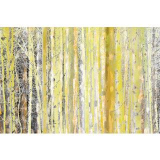 Marmont Hill Art Collective 'Aspen Forest 2' Canvas Art