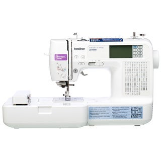 Brother LB6800PRW Project Runway Sewing & Embroidery Machine Factory Refurbished