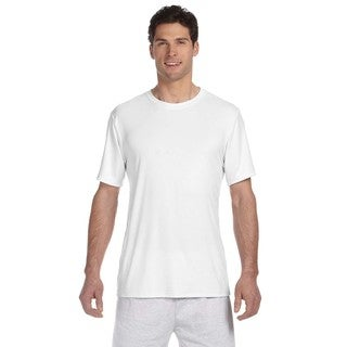 Hanes Men's Cool Dri White Undershirts (Pack of 9)
