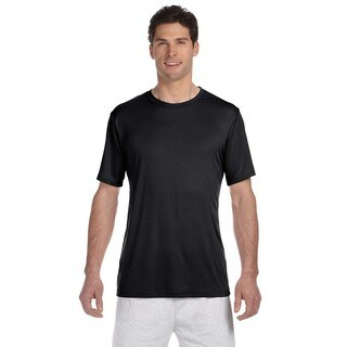 Hanes Men's Cool Dri Black Undershirts (Pack of 6) (More options available)