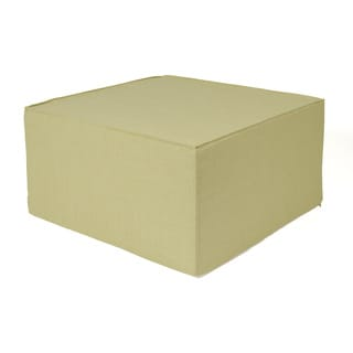 Softblock Sage 30-inch Indoor/ Outdoor Foam Ottoman
