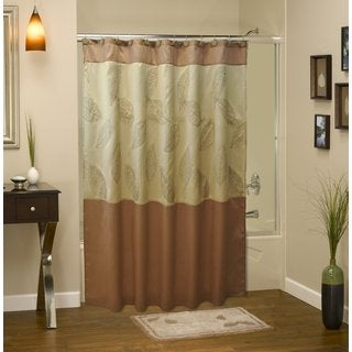 Sherry Kline Rindge Shower Curtain and Hook Set