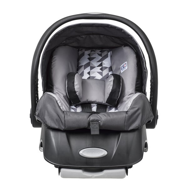 evenflo embrace lx infant car seat in raleigh free shipping today 16257912. Black Bedroom Furniture Sets. Home Design Ideas