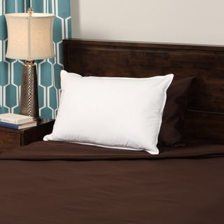 CozyClouds by DownLinens Down and Feather Compartment Pillow