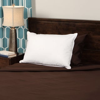CozyClouds by DownLinens Down and Feather Compartment Pillow (3 options available)