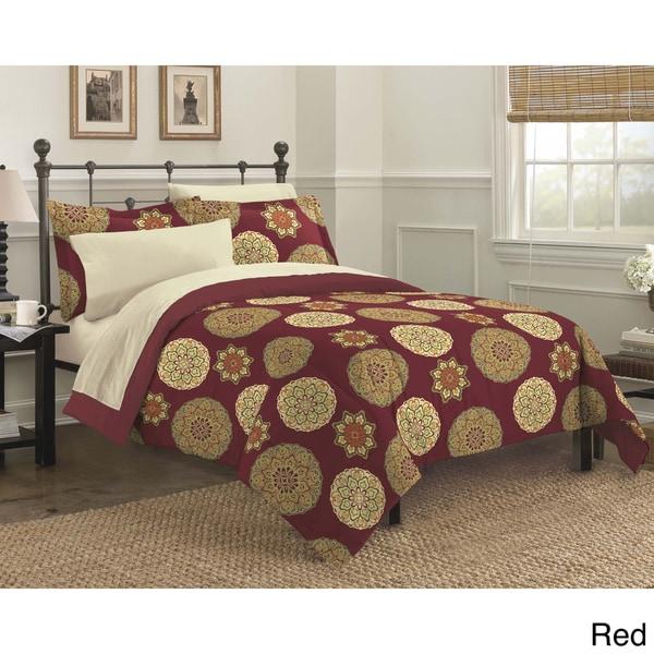 World Market 3-piece Comforter Set
