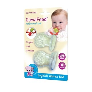 Clevamama ClevaFeed Replacement Teat (Pack of 2)