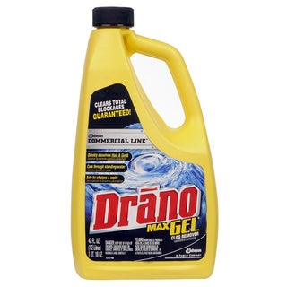 Drano 42-ounce Drain Opener (Pack of 8)