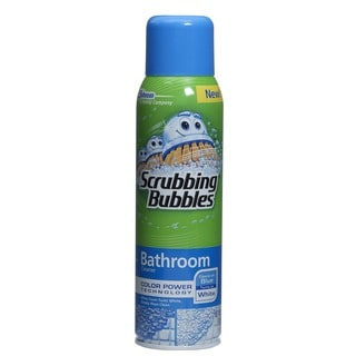 Scrubbing Bubbles 20-ounce Bathroom Color Power Cleaner (8 Pack)
