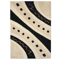 Mystique Abstract Arches Rug (7.10 x 10.10)
