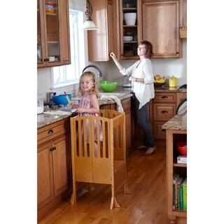 Guidecraft Contemporary Kitchen Helper Honey