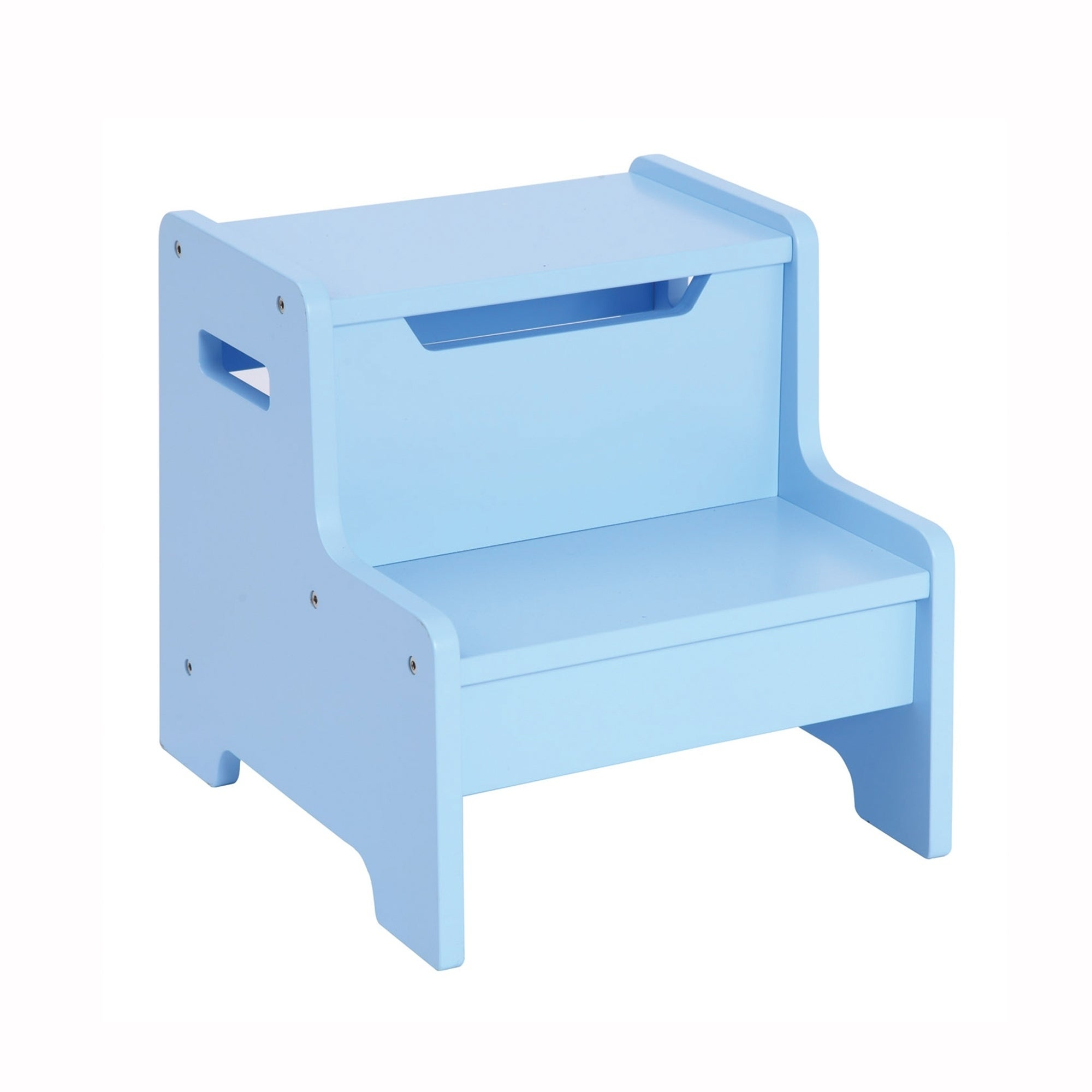 Guidecraft Expressions Step Stool Light Blue (Expressions...