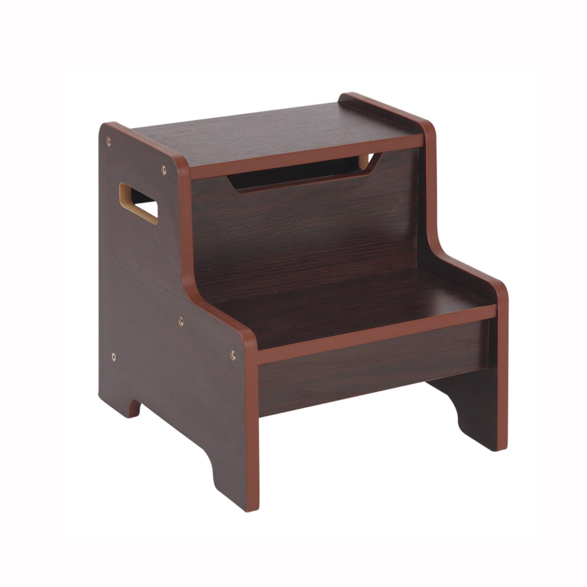 Guidecraft Expressions Step Stool Espresso (Brown) (Expre...
