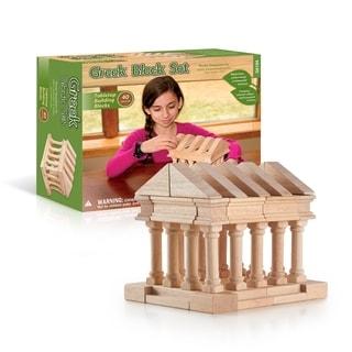 Guidecraft Greek Block Set