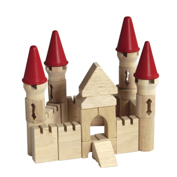 Guidecraft Castle Block Set
