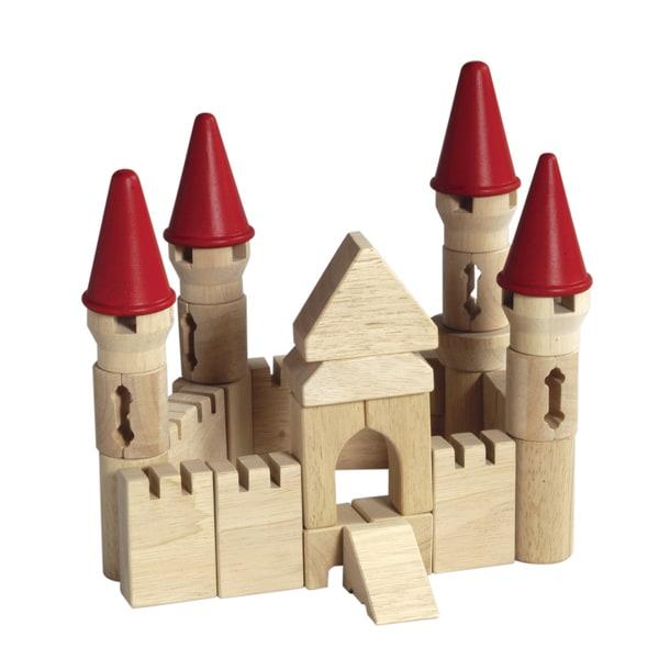 Guidecraft Castle Block Set
