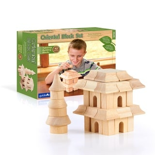 Guidecraft Oriental Block Set