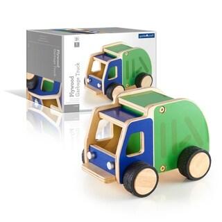 Guidecraft Plywood Garbage Truck