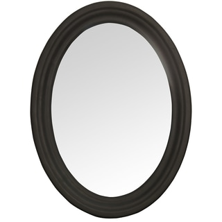 Black Resin Victoria Wall Mirror