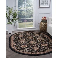 Alise Lagoon Transitional Area Rug - 5'3 x 7'3
