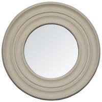 Dusk White Norma Wall Mirror