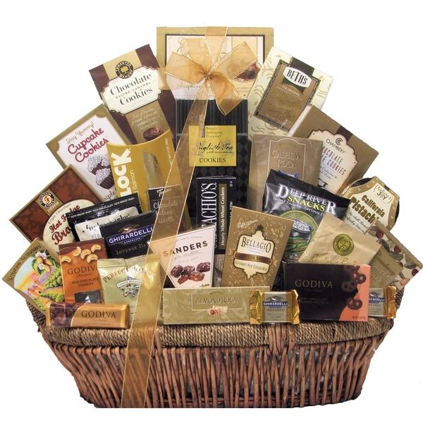 Great Arrivals Gourmet Kosher Extra Large Gift Basket