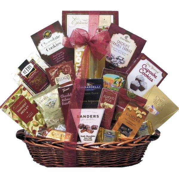 Great Arrivals Gourmet Kosher Large Gift Basket