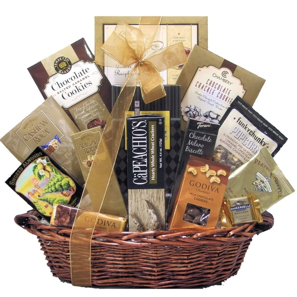 Great Arrivals Gourmet Kosher Medium Gift Basket