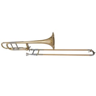 Blessing Artist Series Trombone with F Attachment Open Wrap