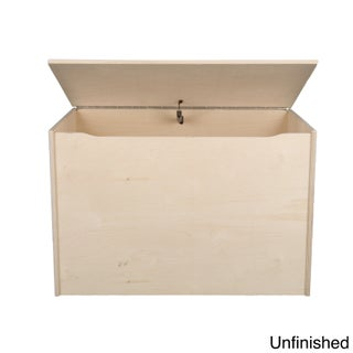 "Little Colorado Big Toy Box - 20""h x 30""w x 20""d"