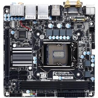 Gigabyte Ultra Durable GA-H97N-WIFI Desktop Motherboard - Intel H97 E