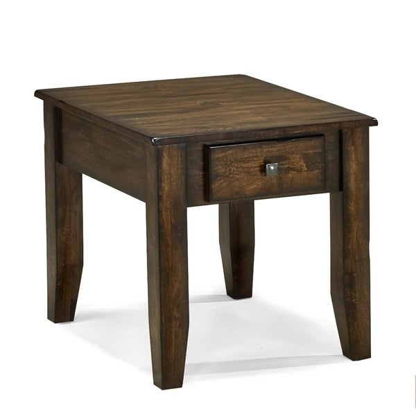 Shop Kona Mango End Table On Sale Free Shipping Today