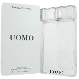 Ermenegildo Zegna Uomo Men's 3.4-ounce Eau de Toilette Spray