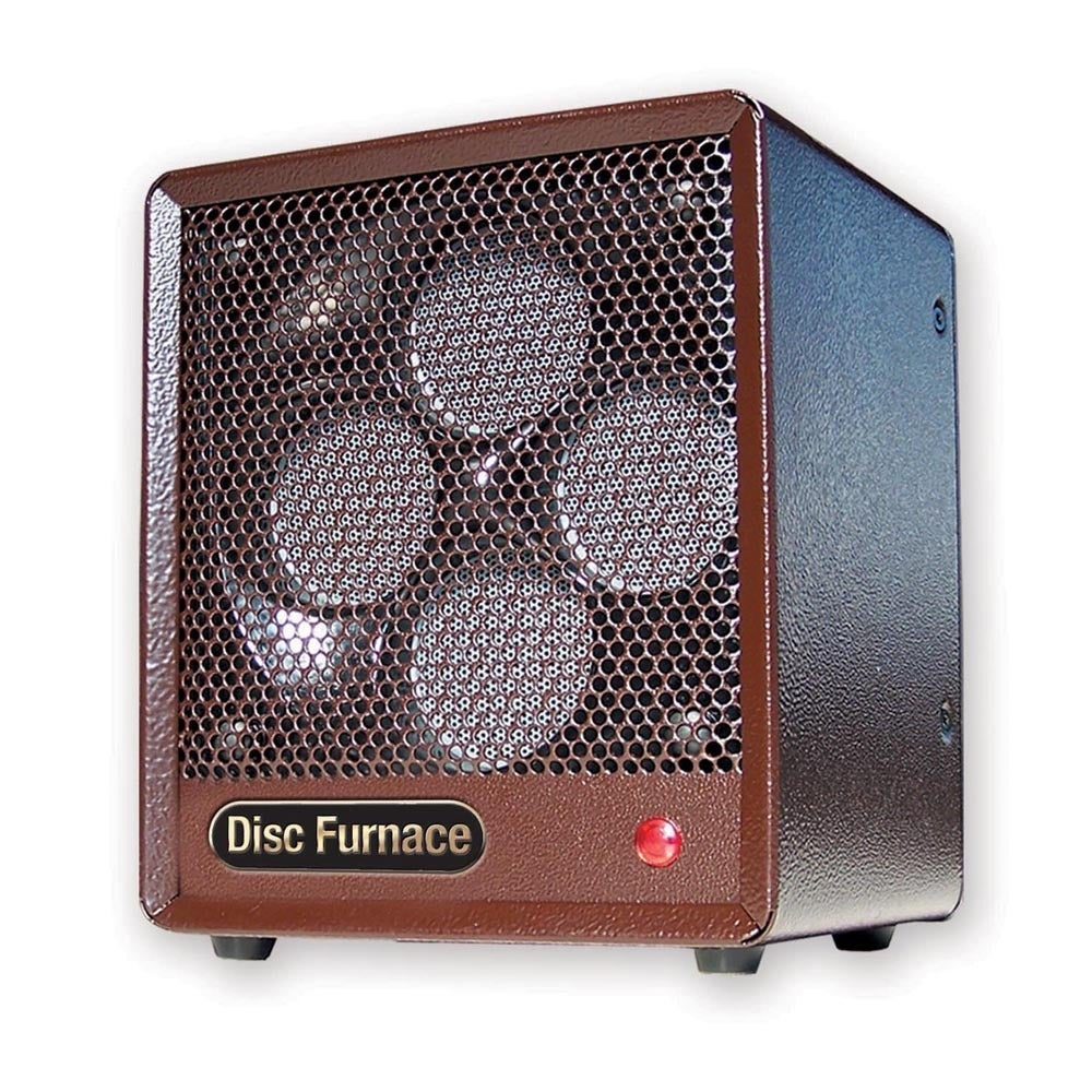 World Marketing Brown Ceramic Disc Furnace Heater