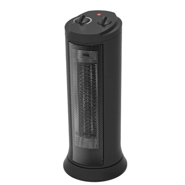 World Marketing NT1513L Pelonis Tower Ceramic Heater, Black