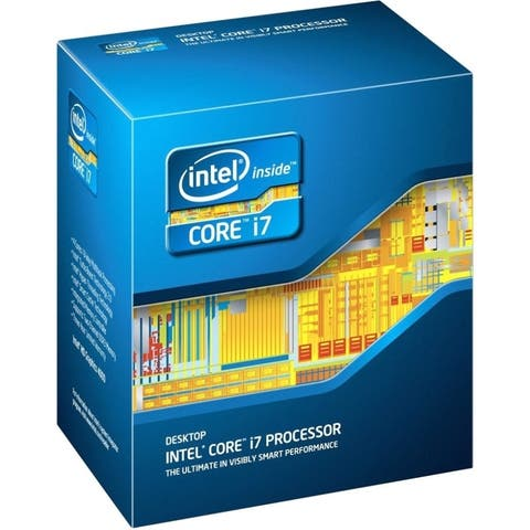 Intel Core i7 (4th Gen) i7-4790S Quad-core (4 Core) 3.20 GHz Processor - Retail Pack