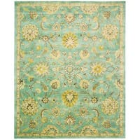 "Nourison Jaipur Light Blue Rug - 5'6"" x 8'6"""