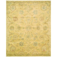 "Nourison Jaipur Light Gold Rug (9'6"" x 13'6"") - 9'6 x 13'6"