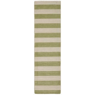 Barclay Butera Ripple Sage Area Rug by Nourison (2'3 x 8')