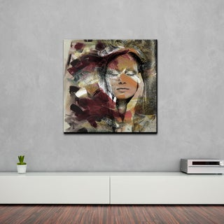 Ready2HangArt 'Abstract Femme BX II Canvas Wall Art