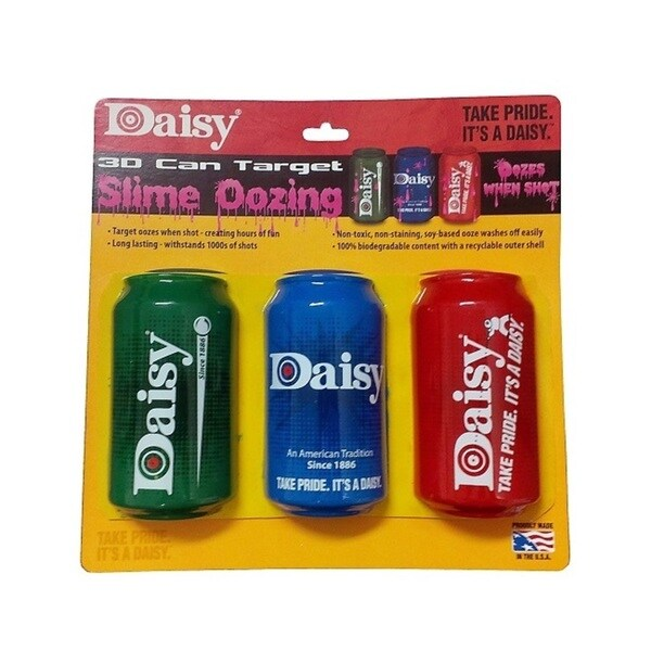 Daisy Oozing Targets