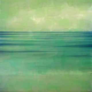Parvez Taj 'Horizon' Canvas Art