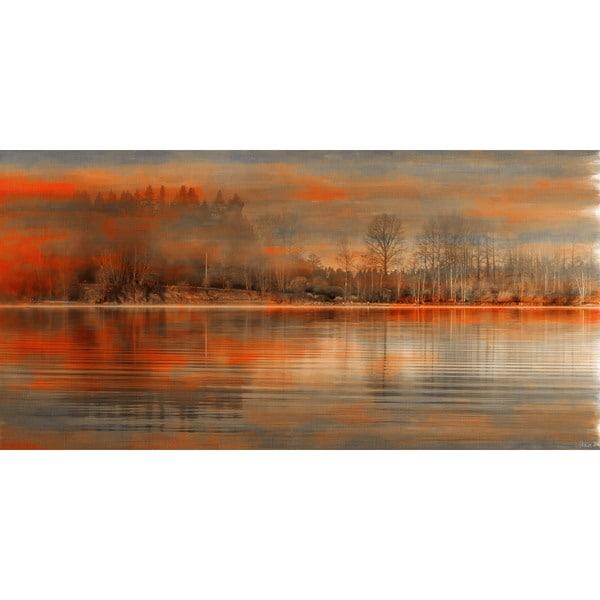 Parvez Taj 'Serenity' Canvas Art