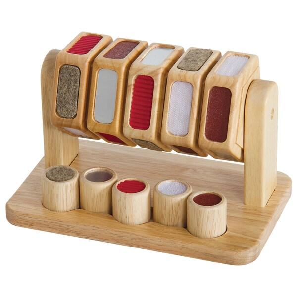 Guidecraft Tactile Turn 'N Match